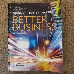 Better business textbook